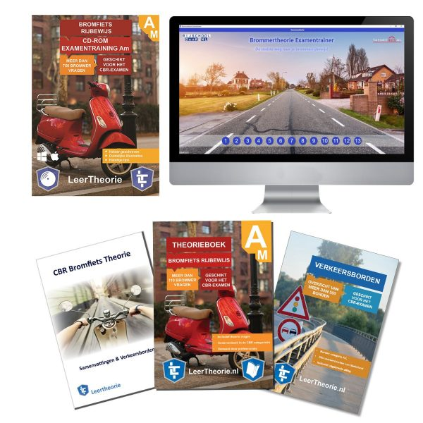 Scooter Compleet CD-ROM